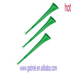 Brazil World Cup 2014 vuvuzela soccer fan plastic trumpet