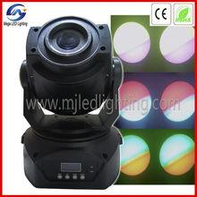 pro China factory gobo 75w spot led moving head light price