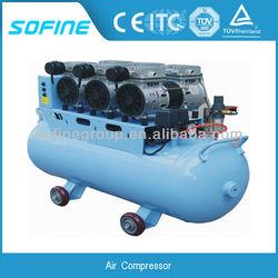 High Level Air Compressor For Dental Unit