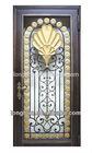 Top-selling security iron door