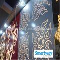 Colorido transparente decorativo acrílico painel de parede