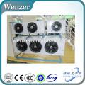 De alta eficiencia de la serie d refrigerador de aire sin agua, bajo precio del refrigerador de aire