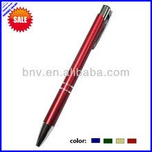 2014 hot selling high quality metal ball pen