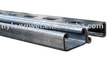 zinc plated C-purlin,c channel,building hardware