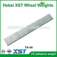 Fe wheel balancing weights