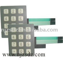 membrane keyboard switch (High-quality, low price)