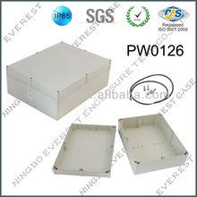 IP 65 plastic waterproof electronic enclosure