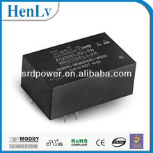 3W AC/DC power converter,220v ac to 5v dc converter supply