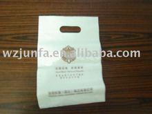 Useful shiny pe woven shopping bag JF-PE80016