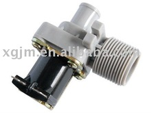 solenoid water valve control