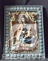 polyresin religiosos artesanato parede