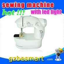 BM201 Mini electric portable sewing machine household