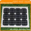 25W 18V Mono PV Solar Panel Module with CE, TUV, RoHS, UL Certificates
