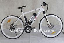 Race Pure bottle battery electric bike