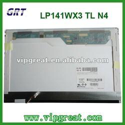 "14.1""LP141WX3 (TL)(N4) laptop lcd panel"