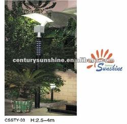 Crystal ice glass bricks led solar , outdoor light , solar garden light