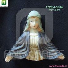 resina marial mestieri christian souvenir frigo magneti