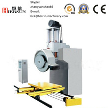 Multi-disc automatic stone block cutting machine quarry stone cutting machine