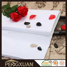 Professional Factory Sale! Cotton Plain white bed sheet