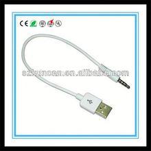 3pole 4Pole av cable usb converter