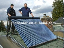solar collector for small project and big project heating