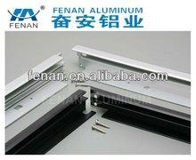 FENAN Extruded aluminium solar panel frame plastic