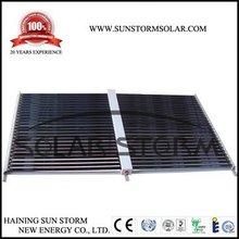 Solar Storm 50 Transverse Vacuum Tubes Solar Collector