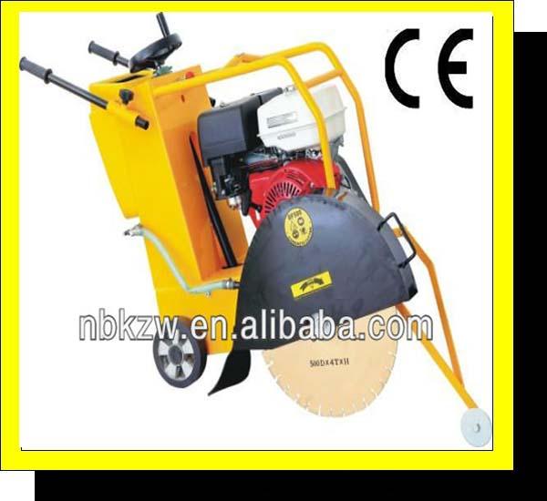 400mm blade mitsubishi gasoline engine 9.0hp concrete cutter