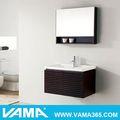 caliente de la venta del hotel castaño pintadas fregadero cuarto de baño gabinete de la base