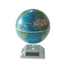 Gifts,decoratoin toys ~ Solar Powered Rotating Globe
