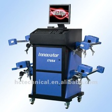 wheel alignment and balancing machine CCD type hot model with CE certificate IT664