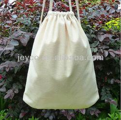JEYCO blank drawstring cotton bag