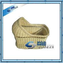 baby wicker basket baby bassinet