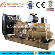 CE quality AC type 50hz 380v 3 phase 400kva power generator