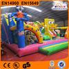 EN14960 commercial NEW Design OEM Cheap Inflatable bounce castle
