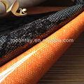 espelho de cadarço de impressão de couro sintético do plutônio para sapatas em wenzhou wr8901