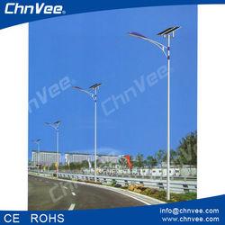Zhejiang 2014 solar power street light use solar energy