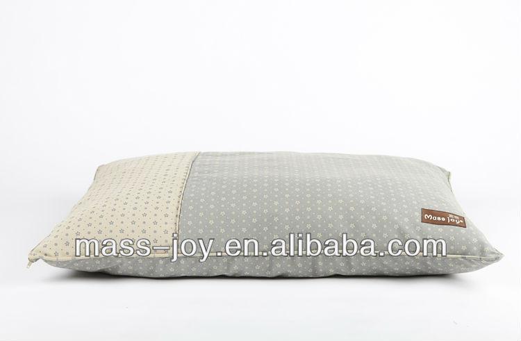 Pet coussin pour chien pet bed fabrication