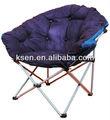 Plegable de ocio silla luna presidente del club kc-bc11 en hogar y jardín