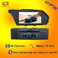 Original car dvd for GLK350/ GLK300 with autoradio navigation