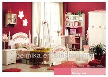 Bedroom Childrens Furniture Beds/Girls Bed Korea Bedding Set 935
