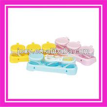 plastic cruet / plastic cruet set