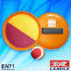 regular or mini catch summer tennis ball beach racket set