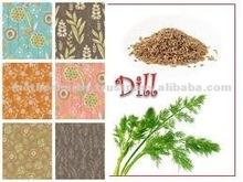 Grau farmacêutico Natural Dill óleo de semente