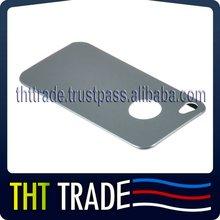 Sliver Aluminium Case Cover for i phone
