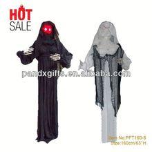 """63"""" Hanging halloween reaper prop Horror Prop Halloween Decor"""