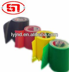 Shuangjian 130mm*50m auto wire harness pvc insulating tape in China