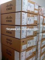 100% Original New Cisco network router CISCO2951-V/K9 Cisco 2951 UC Bundle, PVDM3-32, UC License PAK