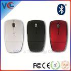 Folding wireless bluetooth mouse and keyboard