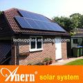 Los fabricantes chinos 5kw panel solar/del módulo del sistema